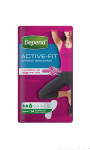 Active Fit serviettes absorbantes Femme - Normal