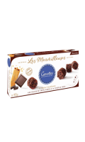 Les Merveilleuses Gavottes Chocolat Noir