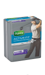 Active Fit sous-vêtements absorbants Homme - taille L