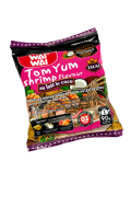 Nouilles instantanées au lait de coco saveur crevette Tom Yum