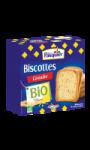 Biscottes Céréales Bio