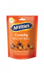Mc Vitie's Crunchy Biscuit Ball Chocolat au Lait