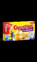 Petits beignets de Colin d'Alaska Croustibat
