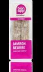 Sandwich Jambon Beurre Bon App