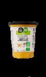 Soupe Bio aux carottes et lait de coco Bon'App L'envie du jour
