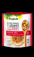 Mes Astuces Légumes pour Pâtes : Courgettes, Champignons & Oignons Bonduelle
