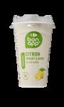 Yaourt à boire saveur citron Bon App Carrefour