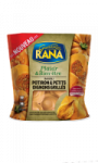 Raviolis Potiron et Petits Oignons Grillés Rana