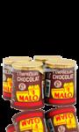 L'Emprésuré chocolat pot carton Saint Malo