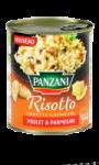 RISOTTO POULET PARMESAN PANZANI