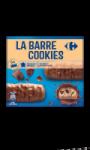 Barre Cookies Extra Pépites Carrefour