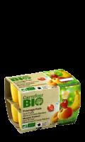 Fromage Frais aux fruits Carrefour Bio