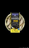 Les Petites Sardines à l'huile Delpierre