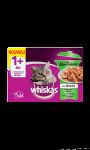 Whiskas® Les Marmitons Sélection Mixte en Gelée x24