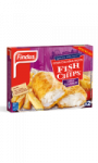Filets de colin d'Alaska facon Fish and Chips salt and Vinegar Findus