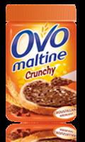 Pâte à tartiner Crunchy Ovomaltine
