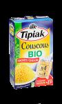 Couscous bio sachet cuisson Tipiak