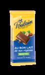 Chocolat au lait noisette Poulain