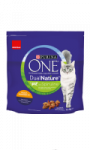 Croquettes Dual Nature Poulet Purina One