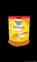 Velours caramel blond Béghin Say