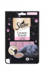 Creamy Snacks Saumon Sheba