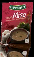 Soupe Miso Déshydratée LA POTAGERE