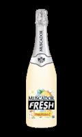 Mousseux aromatisé Muscador Fresh Piña Colada