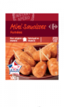 Mini Saucisses Fumées Carrefour