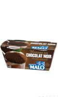 Mousse au chocolat noir Malo