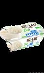 Riz au lait BIO Malo