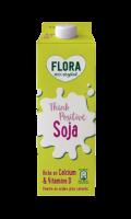 Lait végétal au soja Flora