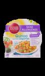 Quinoa aux petits légumes sans allergènes Gayelord Hauser