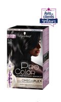 Coloration PRO COLOR 1.0 Noir Schwarzkopf
