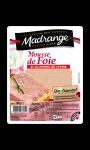 Mousse de Foie et sa Pointe de Crème