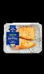 Filet de Cabillaud façon fish&chips Cité Marine