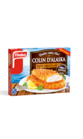 Filets de Colin d'Alaska Extra Croustillant Findus