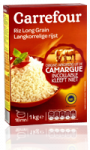Riz de Camargue Incollable 18 min Carrefour