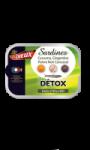 Sardines DETOX & BIO Le Trésor des Dieux