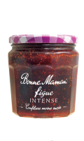 Confiture figue intense Bonne Maman