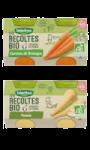 Les Récoltes Bio Carottes de Bretagne /  Panais Blédina