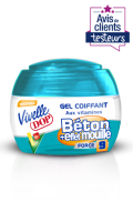 Gel Coiffant Béton Effet Mouillé Vivelle Dop