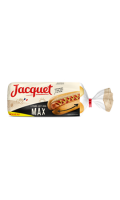 Pains hot dog x4 Max Jacquet