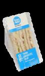 Sandwich Trio Thon Crudités Oeuf Bon'App