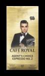 Agent's Choice N°2 Café Royal
