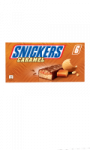 Barres Snickers Caramel