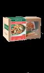 Wok de crevettes à la sauce pad thaï Kit-Recette Quitoque