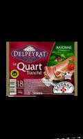 Quart jambon Bayonne Delpeyrat