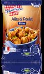 Ailes de poulet rôties Nature Douce France