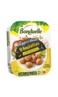 VeggissiMmm ! - Boulette Lentilles corail et Poivron