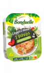 VeggissiMmm ! - Pavé Haricot Blanc et Petit Pois Bonduelle